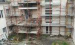 Spesi oltre 3 milioni di euro ma il cantiere dell'ex mutua di Lecco resta rifugio dei senzatetto
