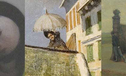 Si svelano le opere di Sora, Panerai e Segantini donate alla Galleria Comunale d'Arte di Lecco
