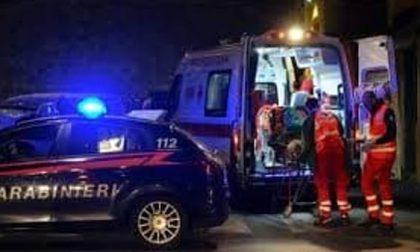 Incidente questa notte in stazione a Colico