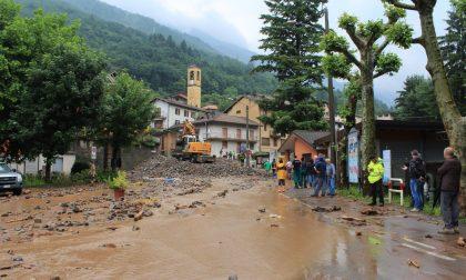 Emergenza maltempo: scene di devastazione da Premana, Primaluna e Dervio LE ULTIME FOTO