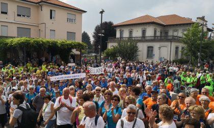 Imbersago pacificamente invasa: 1400 persone al raduno dei gruppi di cammino FOTO E VIDEO