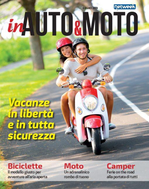 Torna inAuto&Moto, il magazine dedicato ai mot