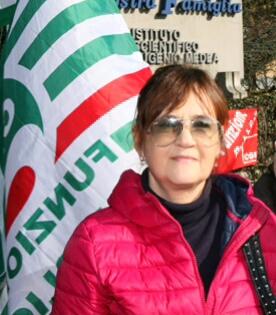 Franca Bodega, segretaria Cisl Fp Monza Brianza Lecco