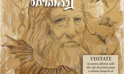 "La mostra ""Studiando Leonardo"" arriva a Paderno"