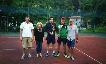 Primo torneo di tennis tra le montagne a Erve
