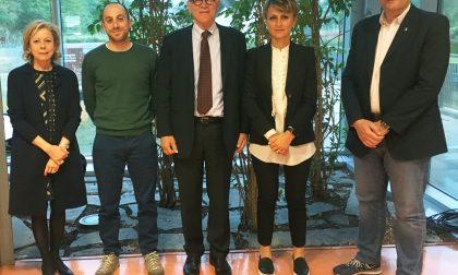 A colloquio con il presidente del Consiglio di amministrazione di SILEA, Domenico Salvadore