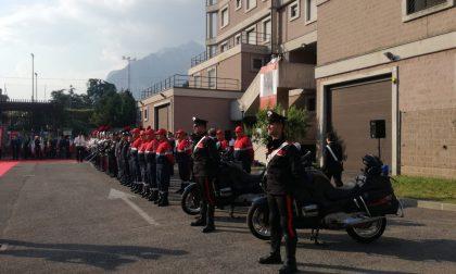 Carabinieri in festa a Lecco TUTTI I PREMIATI – FOTO