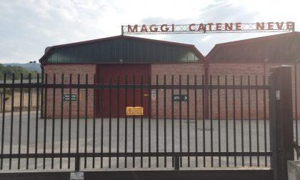 Cancelli chiusi: è fallita la Maggi di Olginate