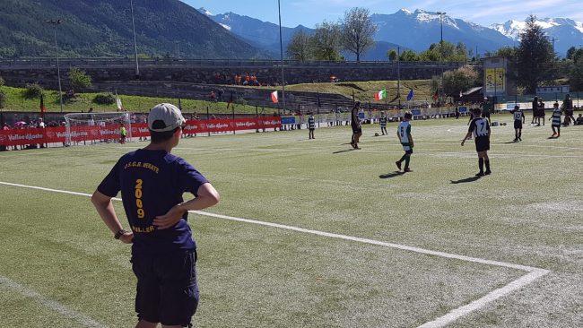 L'Osgb Merate trionfa in Valle d'Aosta