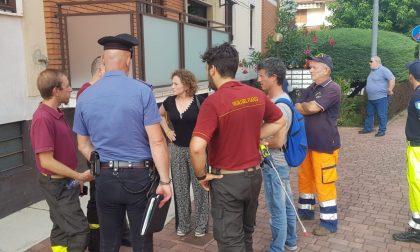 Paura per una fuga di gas: evacuata una palazzina FOTO