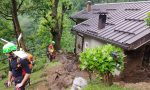 Maltempo nel Lecchese: oggi geologi e Soccorso Alpino sul Monte Olino FOTO E VIDEO