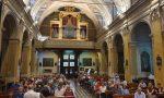 Eccezionale concerto d'organo del maestro Vianelli a Merate VIDEO