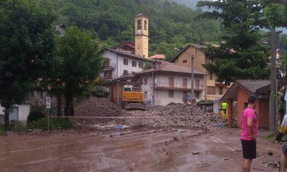 Maltempo: arrivano i fondi per i danni del disastro di giugno in Valle e sul Lago