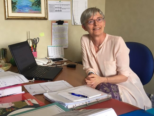 La Dottoressa Cristina Riva è il nuovo Direttore dell'Anatomia e Istologia Patologica