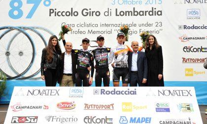 Piccolo Giro Lombardia trampolino di lancio per i ciclisti professionisti