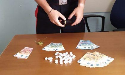 Spaccio di cocaina: arrestato 25enne