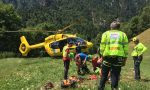 Scout rischia di cadere nel precipizio: salvato con altri 6 compagni dal Soccorso Alpino FOTO