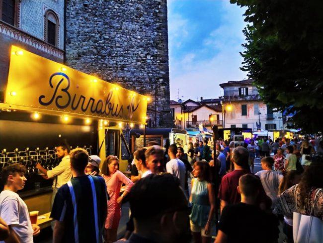 Street Food a Brivio, la formula è vincente FOTO