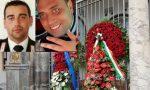 Carabiniere ucciso: al funerale solenne ricordato anche Emanuele Anzini VIDEO