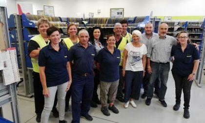 Poste Italiane apre un nuovo centro di distribuzione
