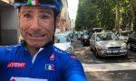 Davide Cassani, ct dei ciclisti, rischia la vita in una gita in Brianza