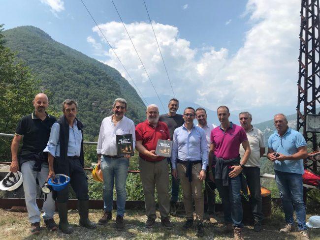 """Miniera della Valvarrone, Cattaneo: """"Potrebbe essere inserita nel piano di recupero dei siti dimessi"""""""