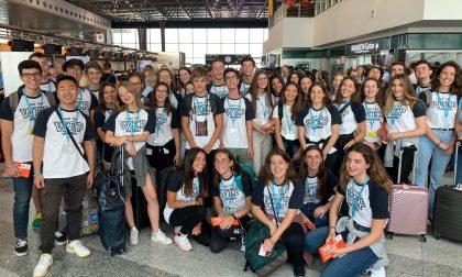 Lecchesi nel mondo: studenti in partenza per frequentare il liceo all'estero