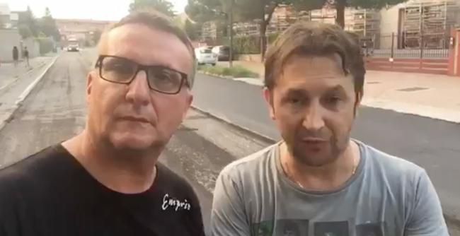 Lo youtuber Lambrenedetto XVI a Calolzio VIDEO