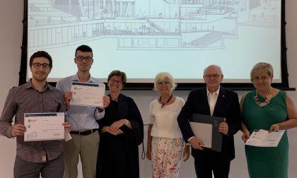 Ecco i vincitori del Premio di laurea Katia Corti