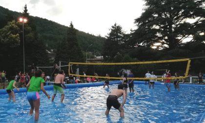 A Garlate divertimento garantito con il torneo di Beach-Splash Volley FOTO