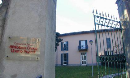 Nuovi orari per la Biblioteca civica di Lecco