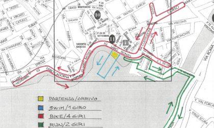 Domani c'è il 18esimo Triathlon città di Lecco: attenzione alle strade chiuse