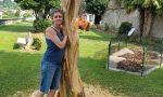 Villa Mariani: il parco delle sculture si arricchisce FOTO