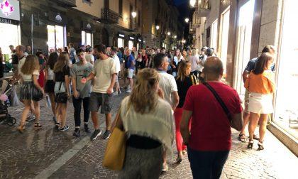 Domani ultimo giovedì per Shopping di Sera a Lecco