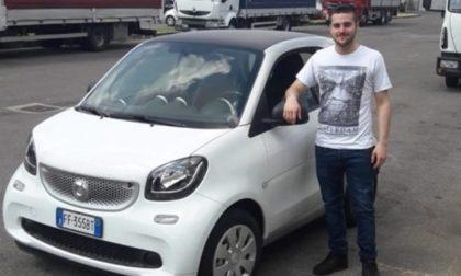Trovato il corpo del 22enne Stefano Marinoni