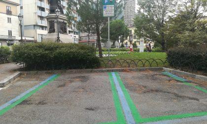 """""""Parcheggi verdi"""" per auto elettriche e ibride"""