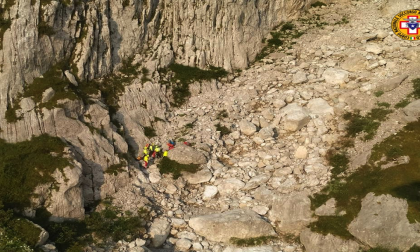 Incidenti in montagna: morto brianzolo, un altro grave ma salvo