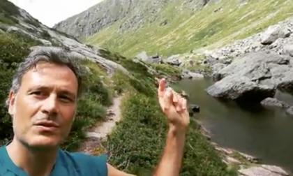 """Francesco Villa di """"Ale & Franz"""": """"Venite in Valsassina"""" VIDEO"""