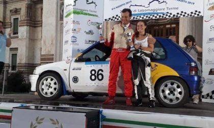 Con tre podi la Scuderia Abs Sport brilla nel Rally di Salsomaggiore Terme