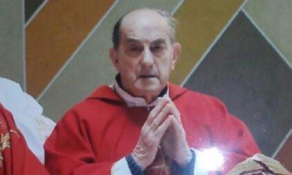 Lutto a Valmadrera per la perdita di don Ernesto Carrera