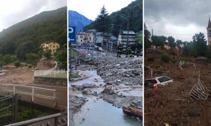"""Maltempo, nubifragi raddoppiati nell'estate 2019:  """"Lecchese e Valsassina tra le aree più colpite"""""""