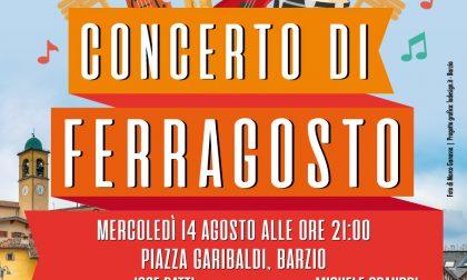 """Il 14 torna il tradizionale """"concerto di ferragosto"""" a Barzio"""