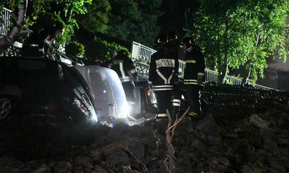 Maltempo: 67 interventi dei Vigili del fuoco in 24 ore