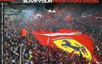 Scuderia Ferrari Club: settembre ricco di eventi