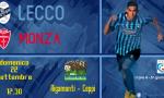 Domenica primo derby per i blucelesti: aperta la prevendita per Lecco-Monza