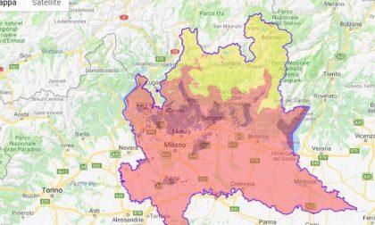 L'ultimo scampolo d'estate non fa bene alla qualità dell'aria: cappa sul Lecchese. Dal primo ottobre stop ai diesel euro 3