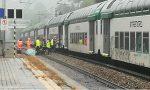 Tragedia: donna travolta e uccisa dal treno, circolazione in tilt FOTO E AGGIORNAMENTI