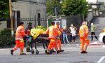 Botto tra due auto: cinque feriti, soccorsa anche una bambina FOTO