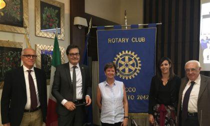 Il rettore del Poli ospite del Rotary Club Lecco