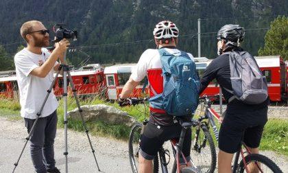 Escursione green con il Treno Rosso del Bernina